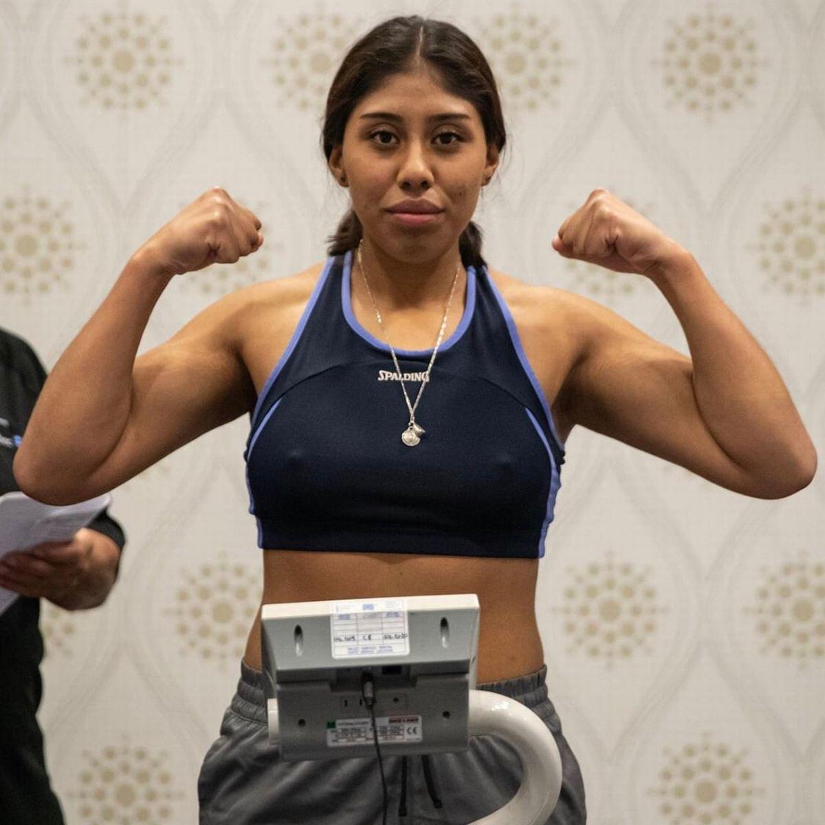 Jeanette Zacarias Zapata morta boxe