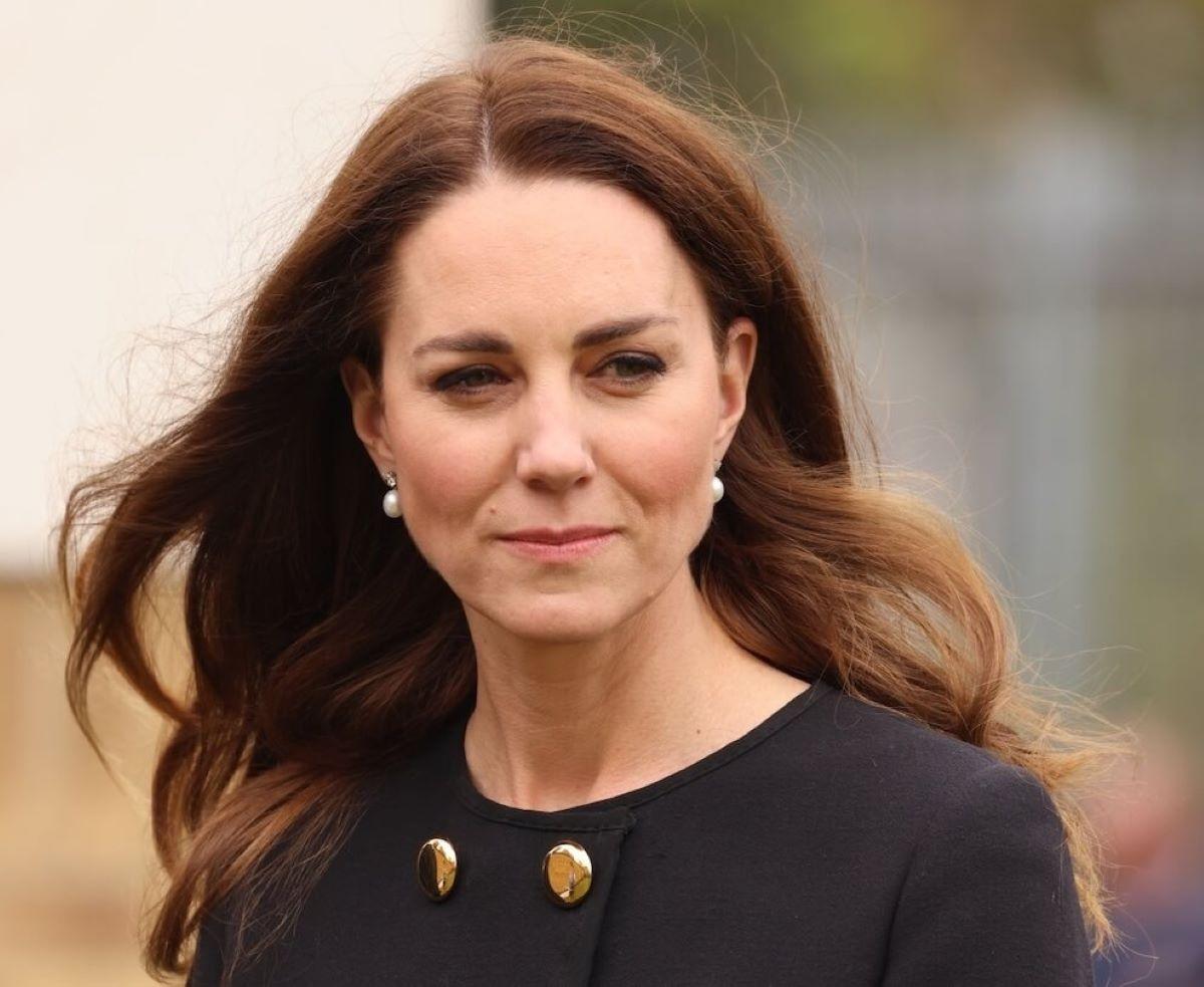 Kate Middleton Dolore Morte Sabina Nessa