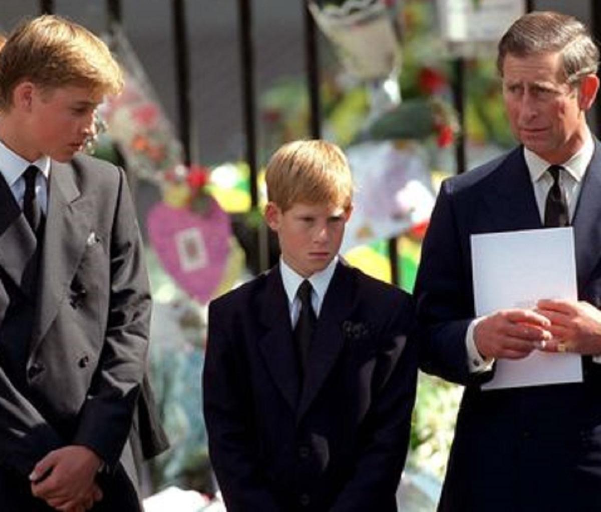 Lady Diana indiscrezione morte Sami Nair