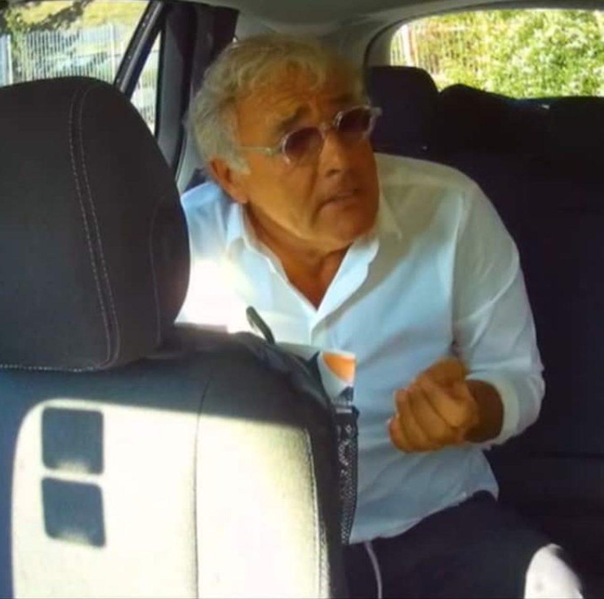 Massimo Giletti scherzi a parte