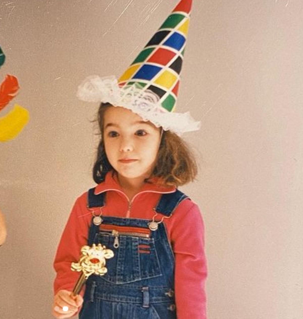 Matilda De Angelis Compleanno Attrice Foto Bambina