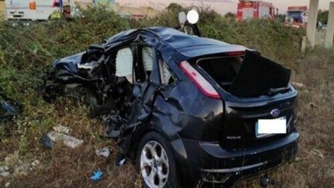 Incidente Salento Morta Loretta Merola