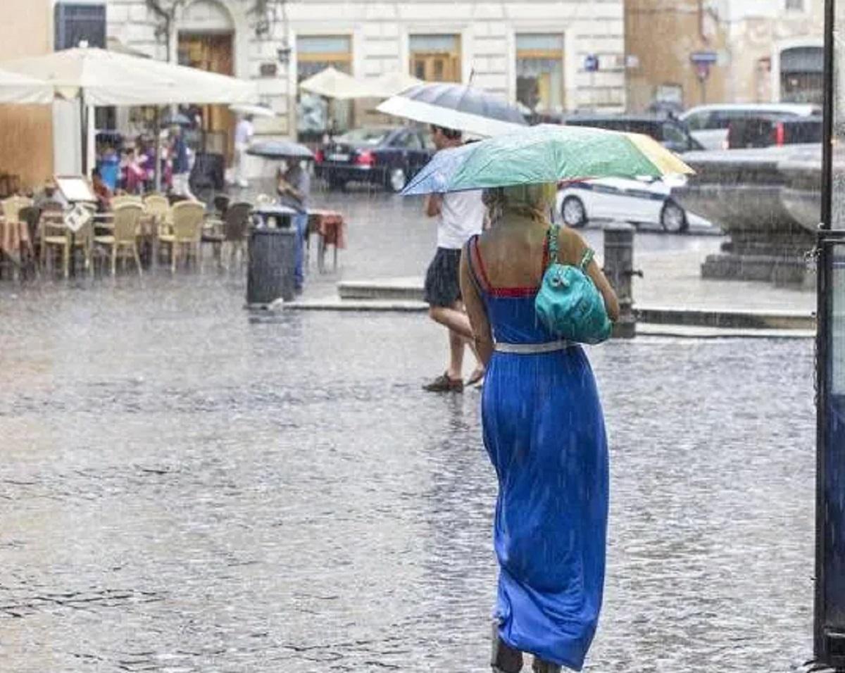 Meteo Italia previsioni allerta regioni
