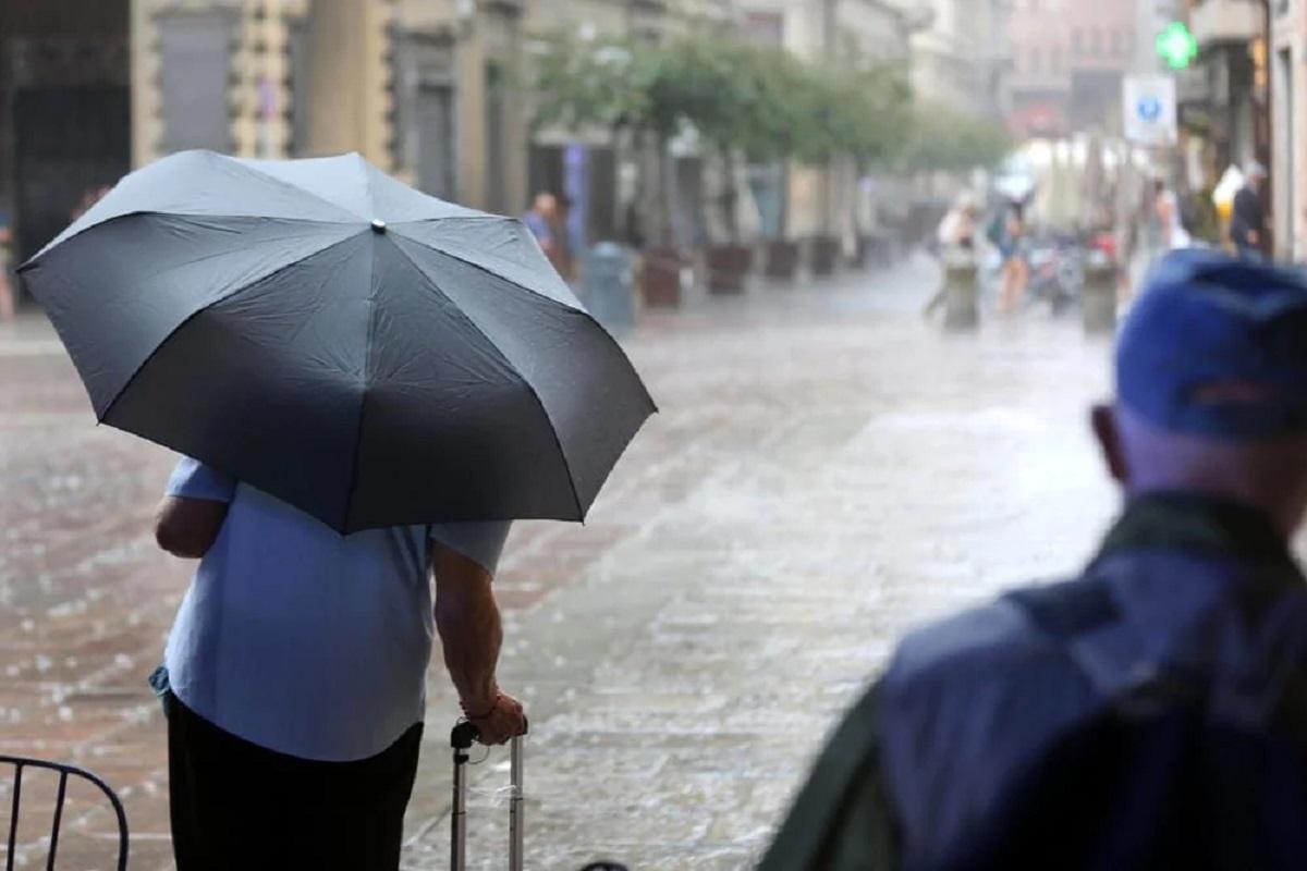 Meteo Italia previsioni 26 settembre temporali