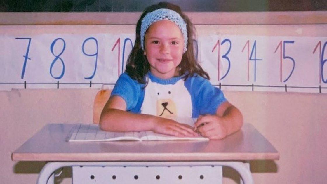 Francesca Michielin Foto Bambina Scuola