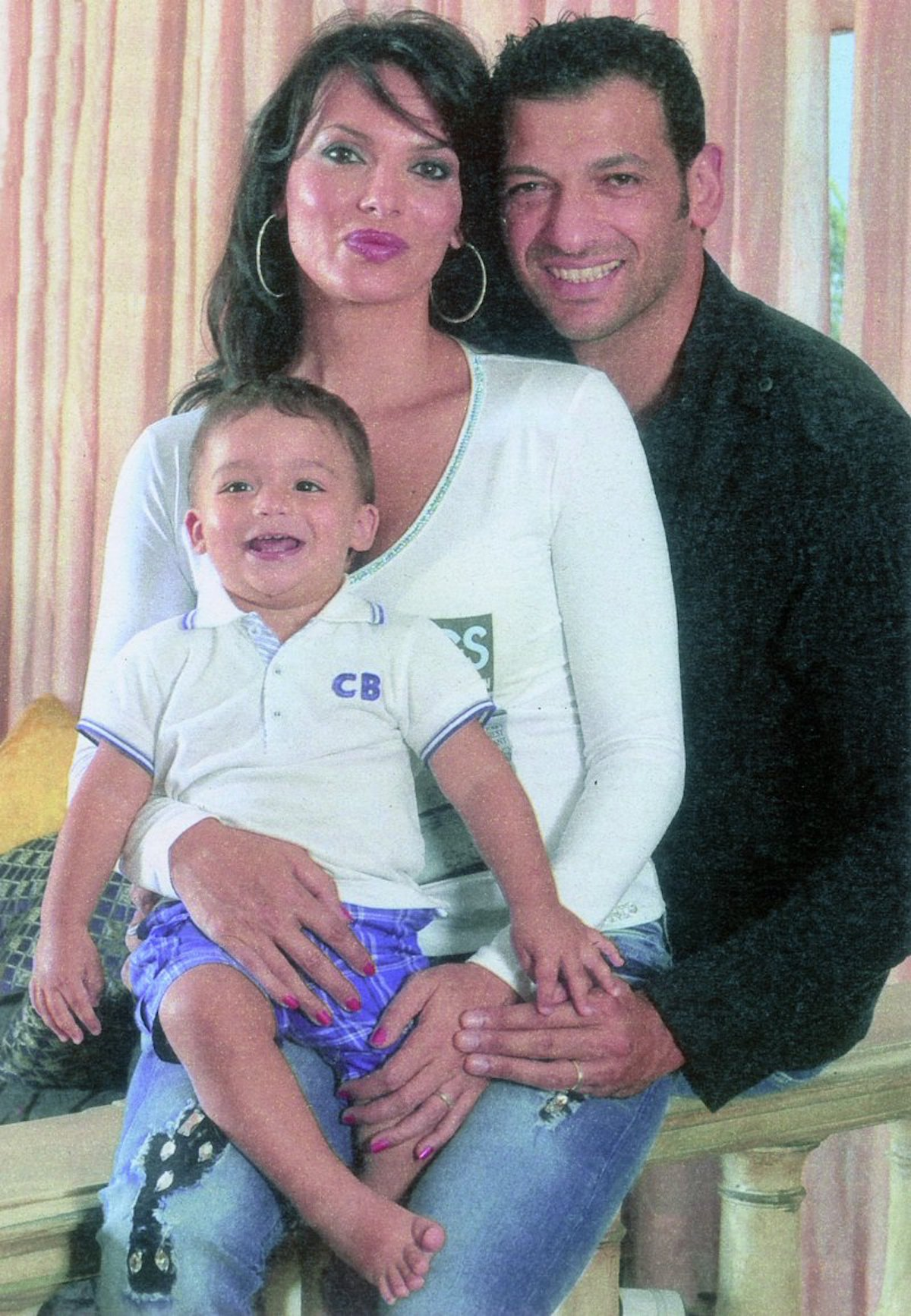 Miriana trevisan età altezza peso marito figli