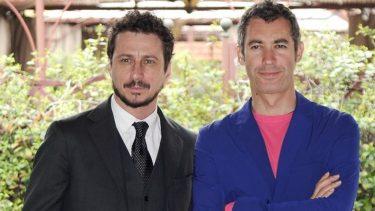 Luca e Paolo Lutto Morto Amico