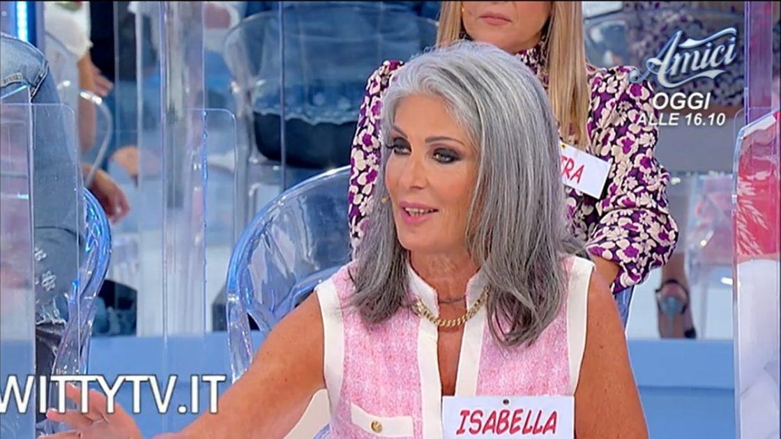 Isabella Ricci UeD assente