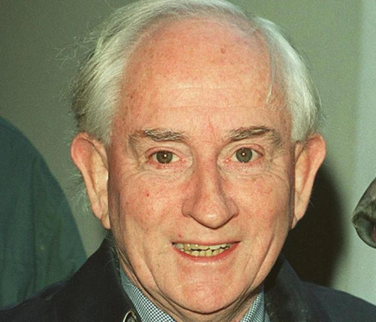 Robert Fyfe lutto cinema morto 90 anni
