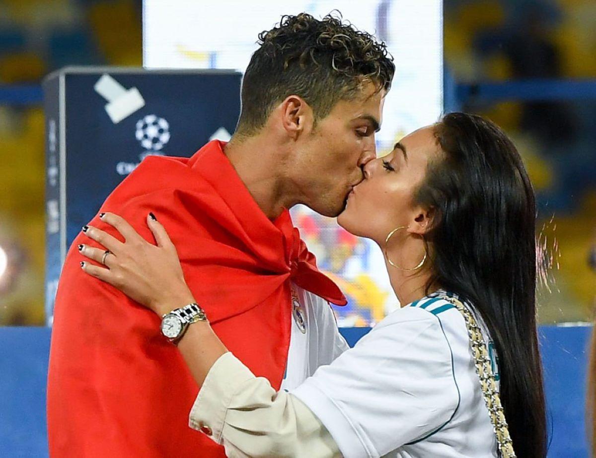Georgina Rodriguez Volontà Matrimonio Cristiano Ronaldo