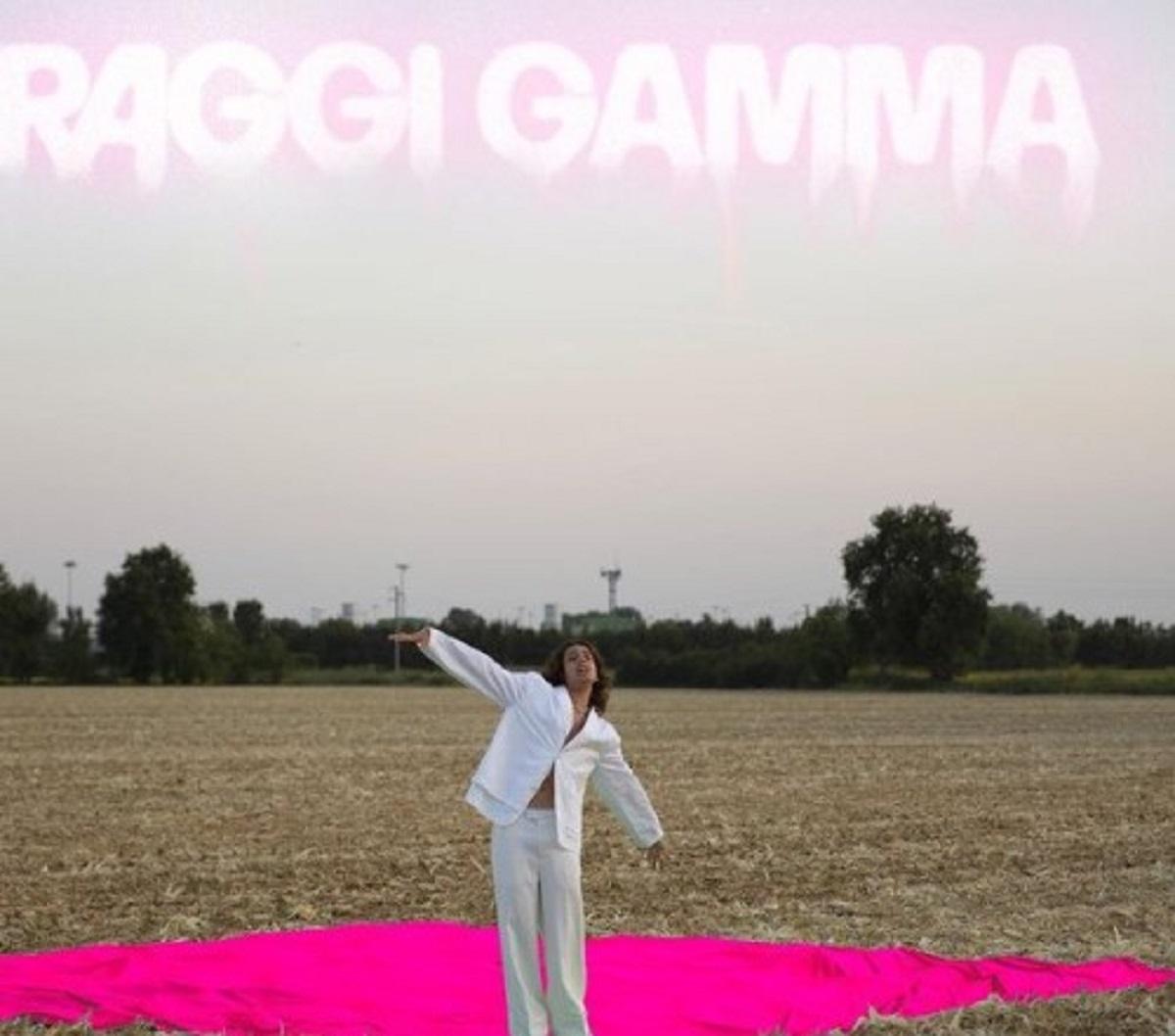Sangiovanni annuncio Raggi Gamma singolo Giulia Stabile