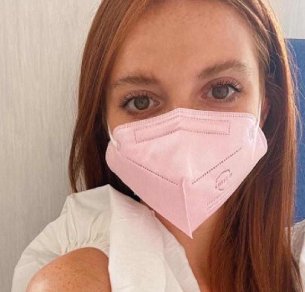 Ludovica Bizzaglia pericardite vaccino racconto