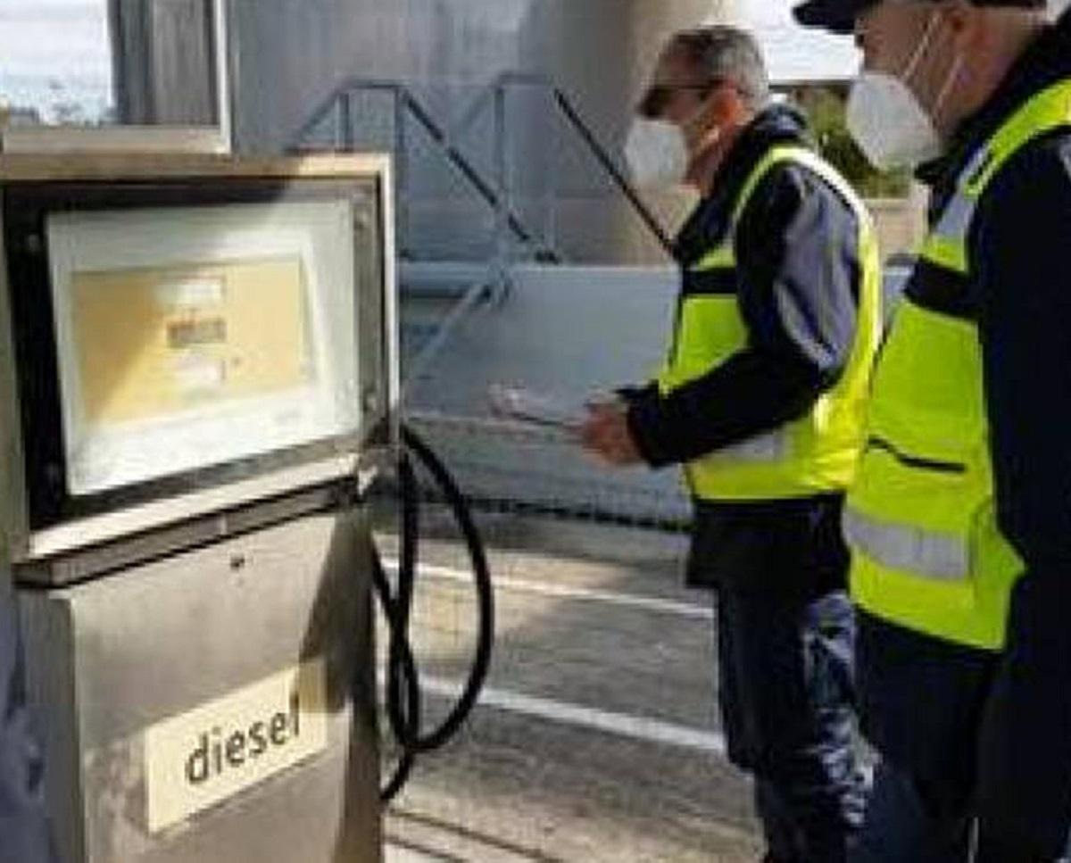 operazione gasolio non conforme adm italia