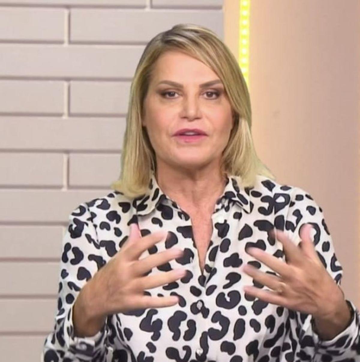 Simona Ventura Accusa Drogata