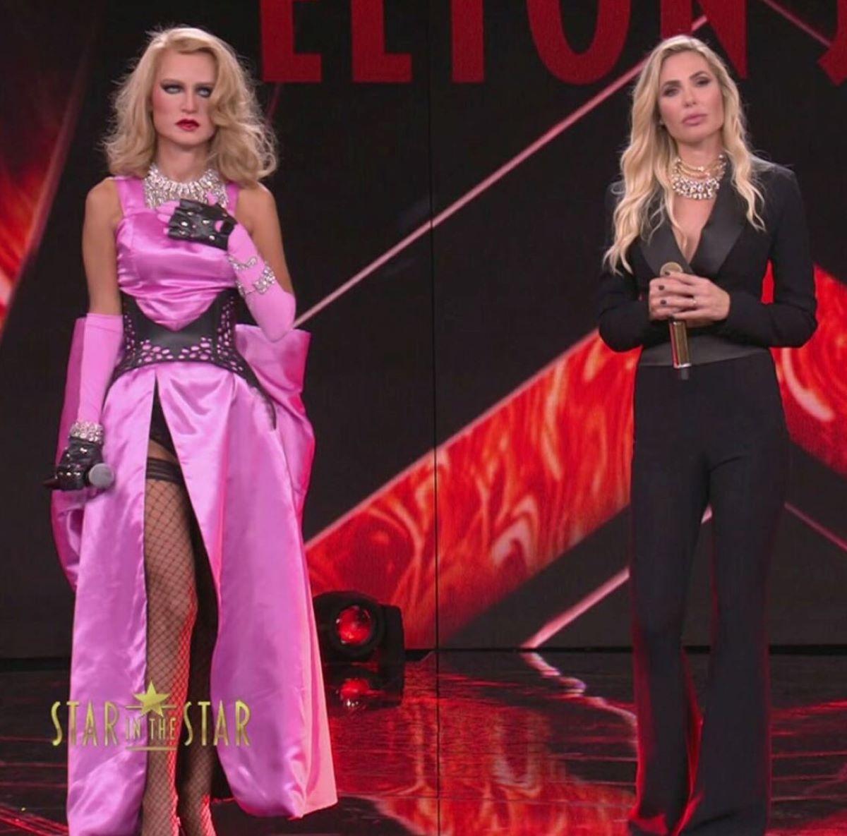 Ilary Blasi Star in the Star Novità