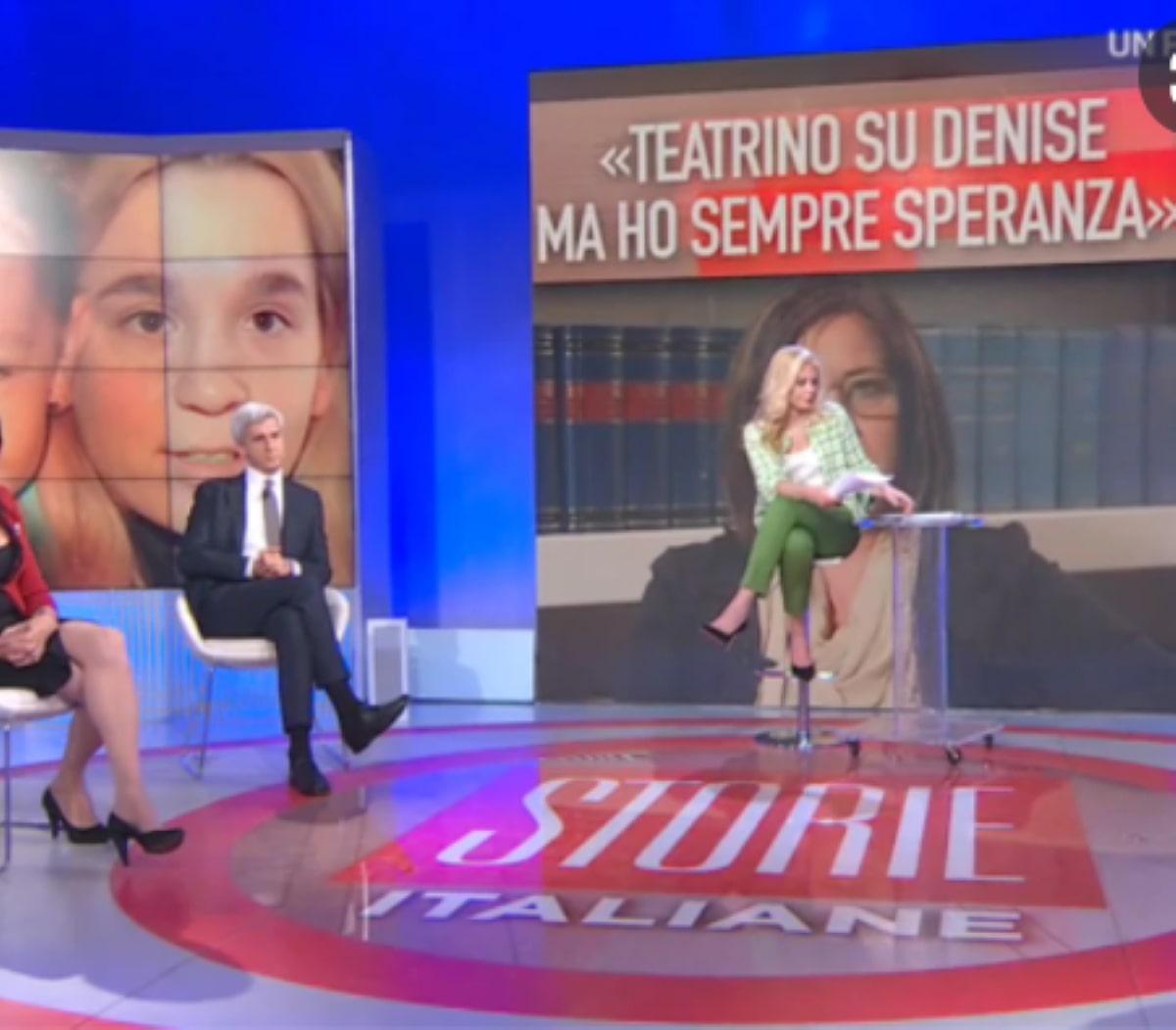 Eleonora Daniele Storie Italiane Minacce Collaboratori