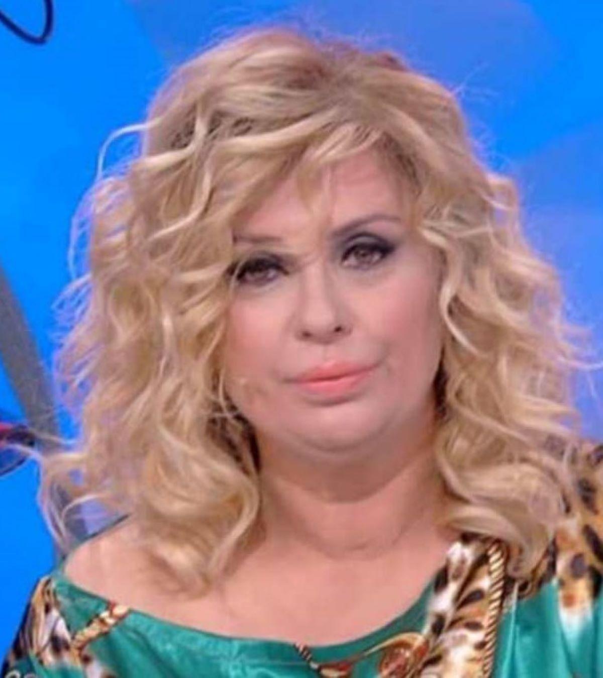 Tina Cipollari Furia Gemma Galgani Uomini e Donne