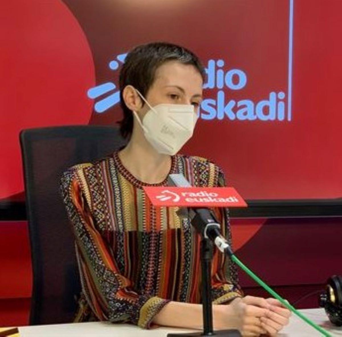 Lutto Giornalismo Spagna Morta Olatz Vazquez