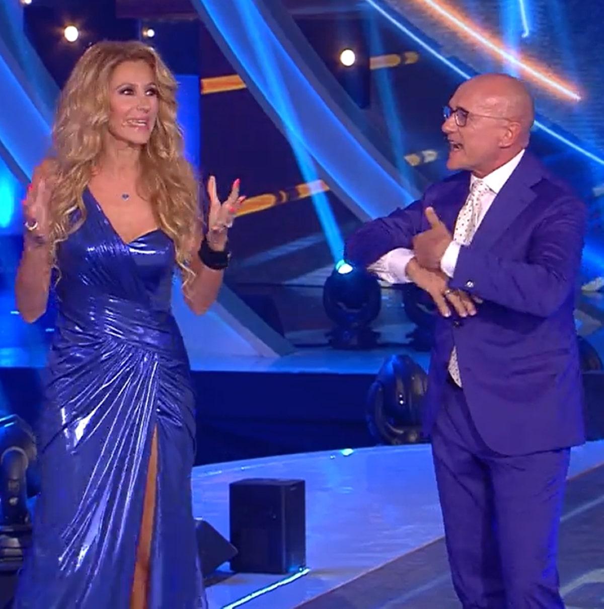 GF Vip 6 Adriana Volpe Sonia Bruganelli Rapporti