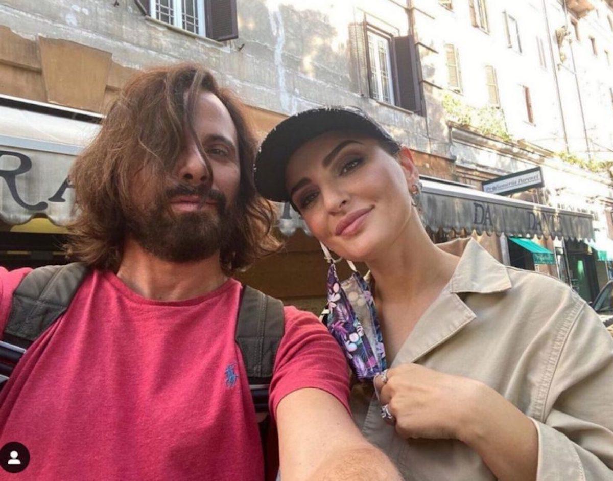 Arisa fidanzata Andrea di Carlo