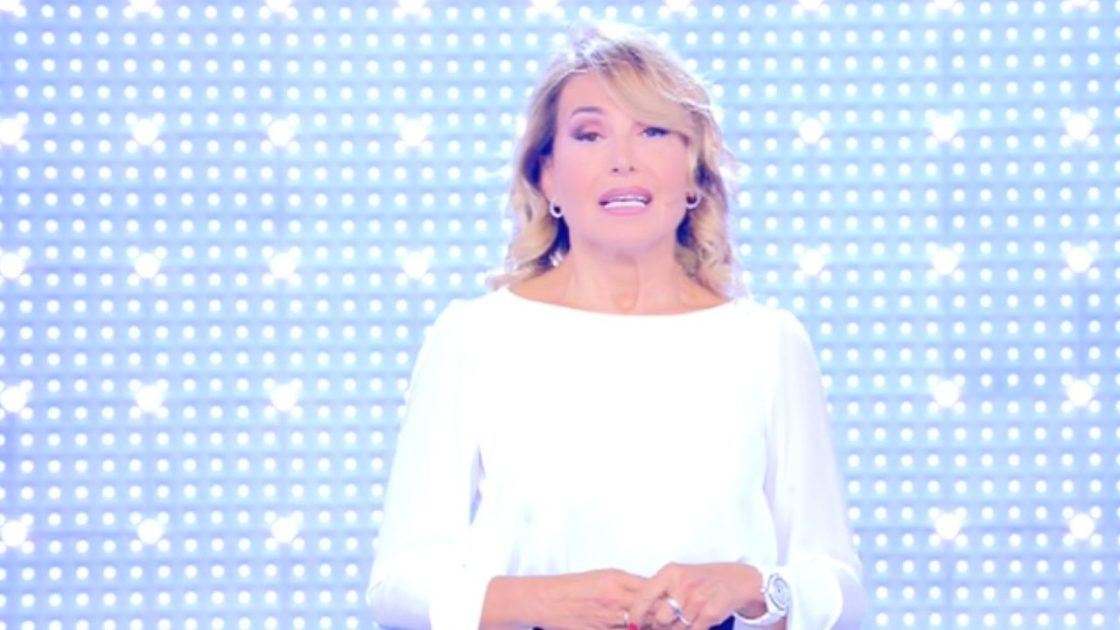 Barbara D'Urso prete sieropositivo