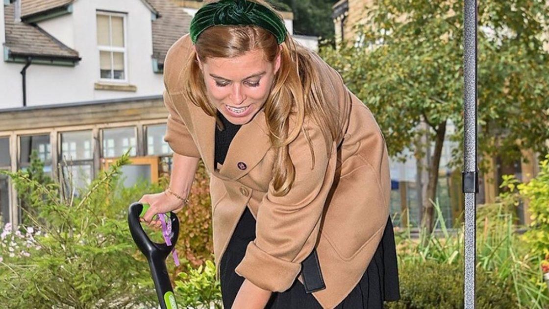 beatrice di York mamma Royal baby