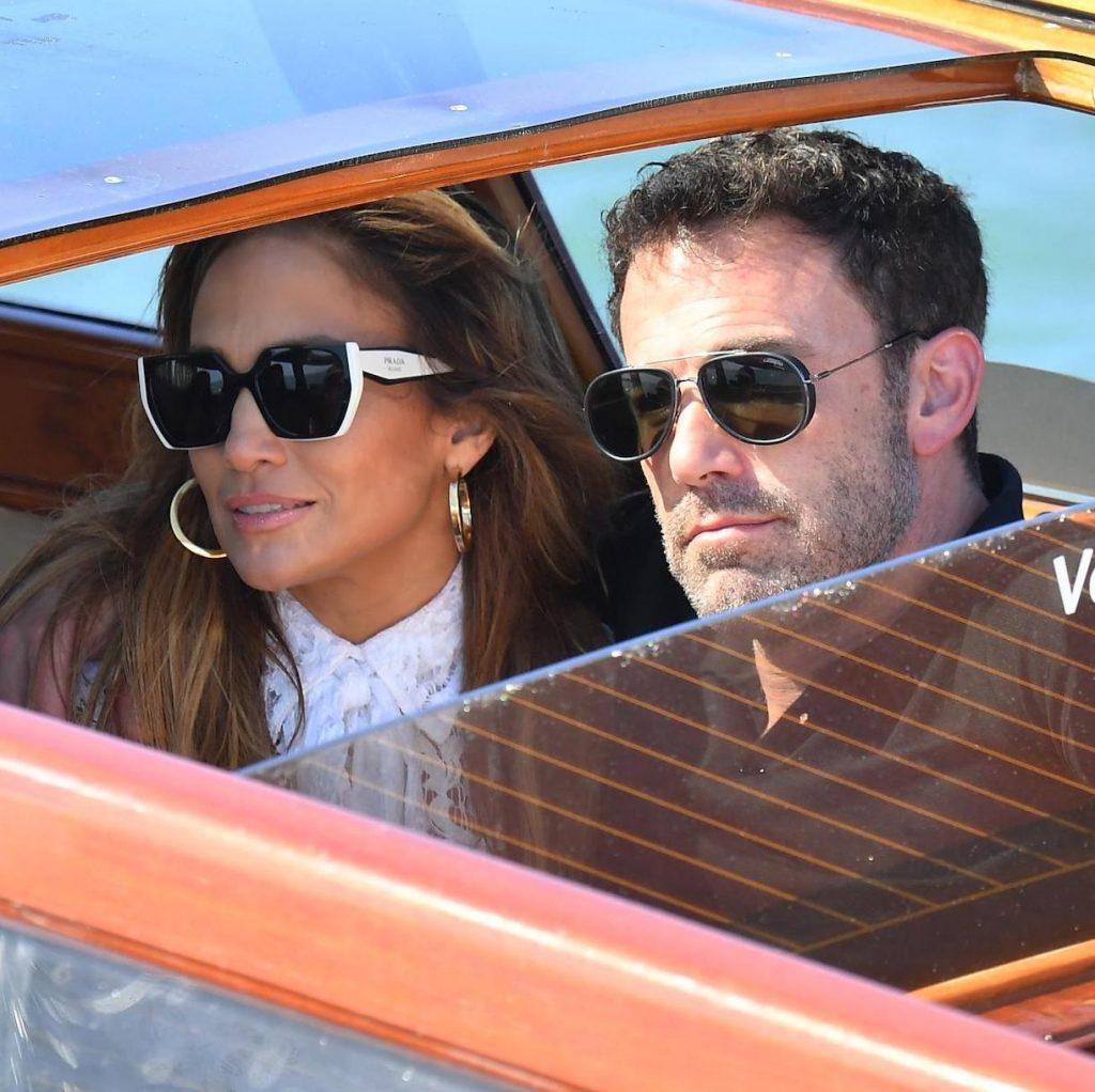 Ben Affleck Jennifer Lopez venezia