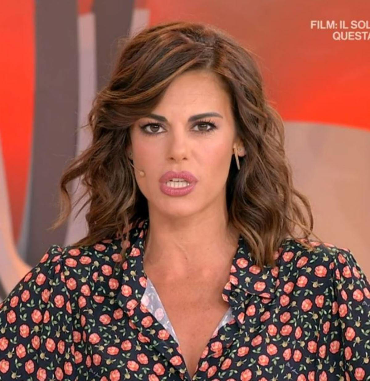 """""""Stai mentendo"""". Detto Fatto, Bianca Guaccero zittisce l'ospite in studio. Non era mai successo"""