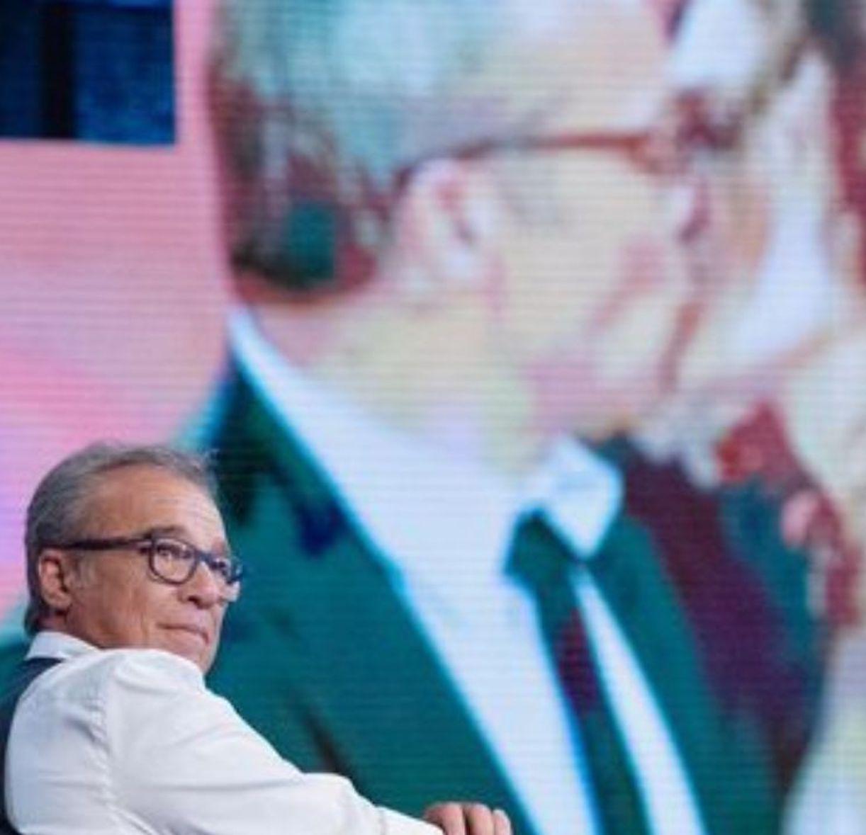 Claudio Amendola piange malattia francesca neri