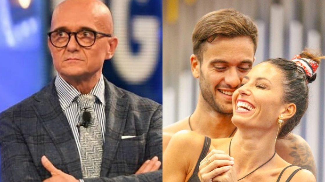 Elisabetta Gregoraci e Pierpaolo Pretelli al GF Vip 6: primo colpo di scena