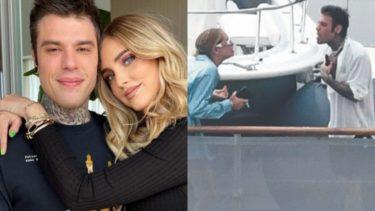 Chiara Ferragni e Fedez, dopo la lite sullo yacht: la loro reazione