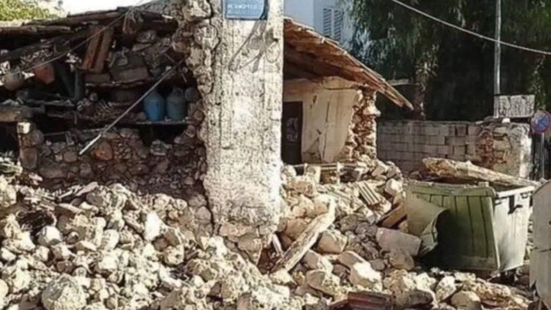 creta terremoto settembre 2021
