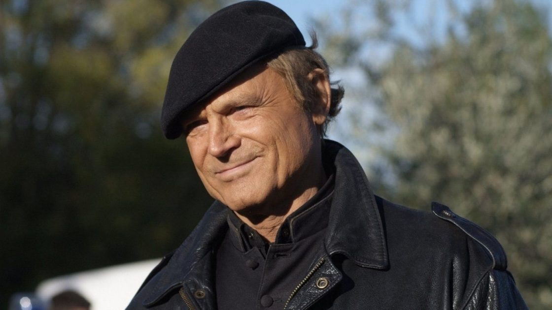 terence hill ultima scena don matteo