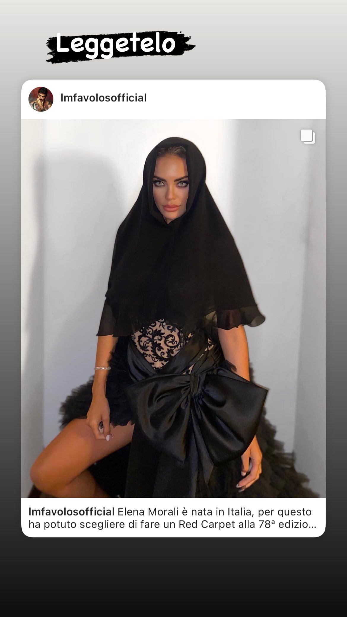 elena morali velo islamico venezia