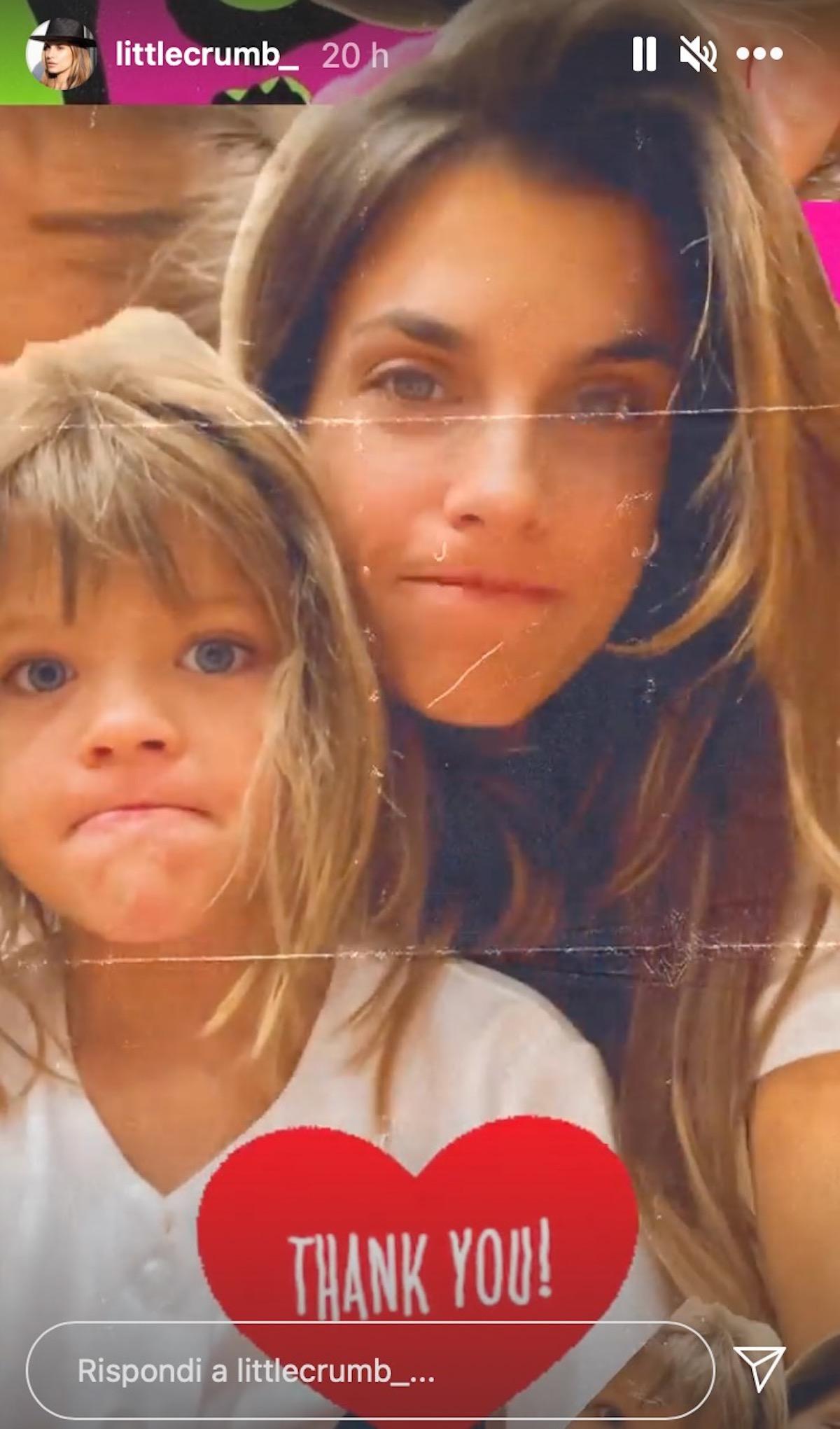 Elisabetta Canalis compleanno crisi marito