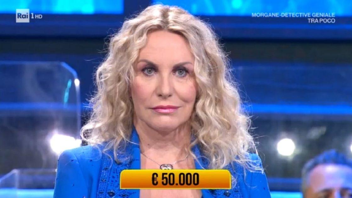 Antonella Clerici soliti ignoti