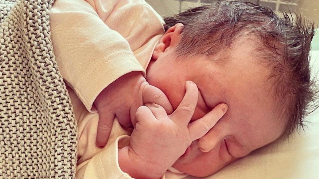 Francesco Acerbi papà nata figlia vittoria
