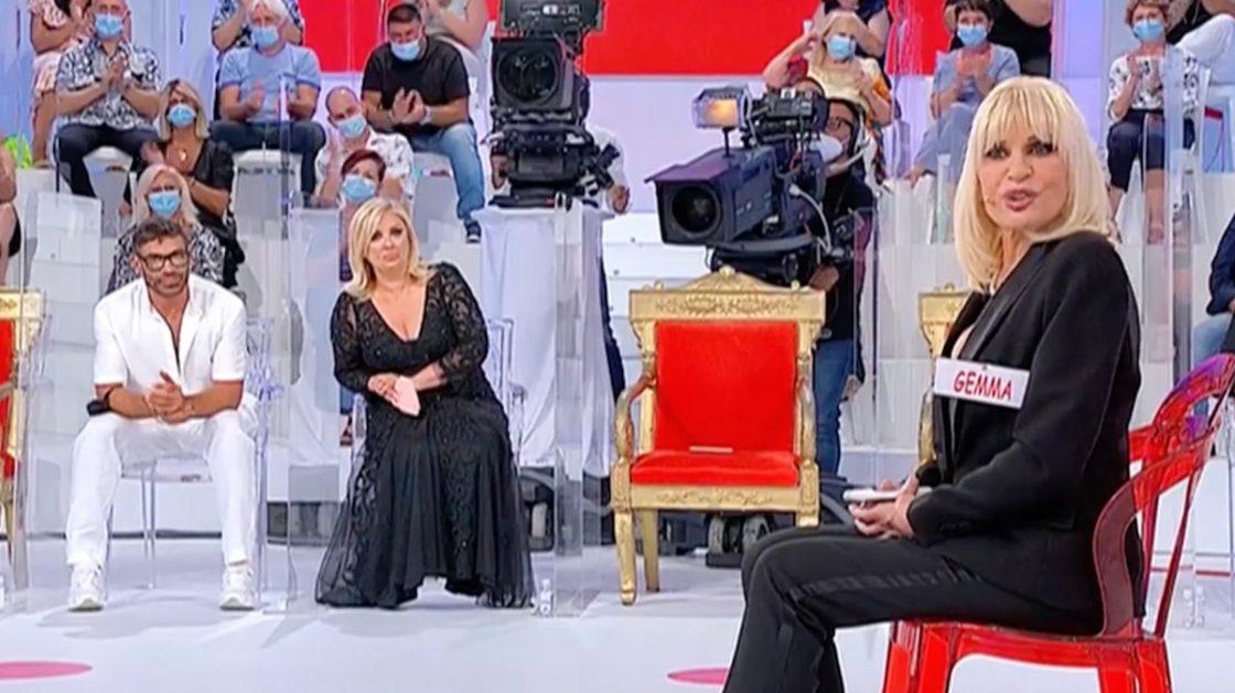Gemma Galgani ued seno rifatto