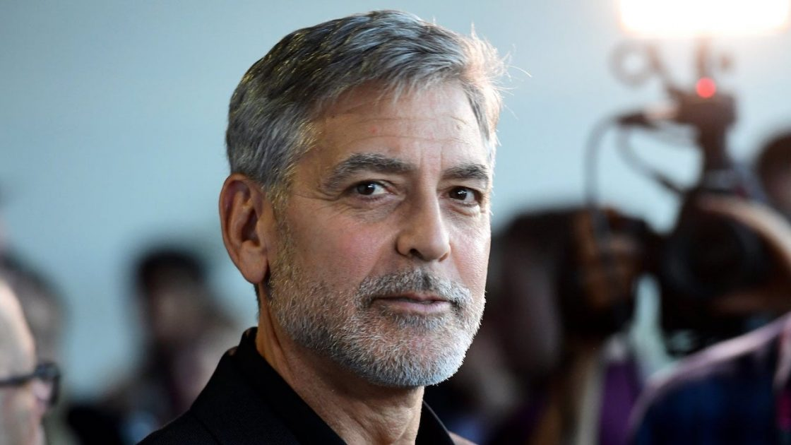 george clooney confessione canalis