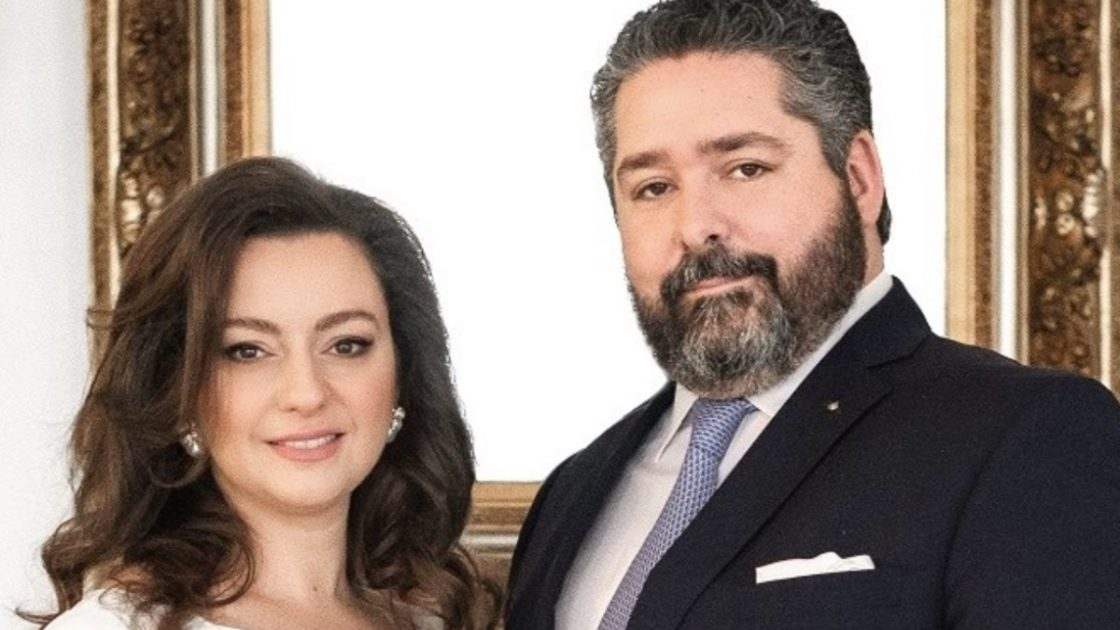 george mikhailovich rebecca royal wedding