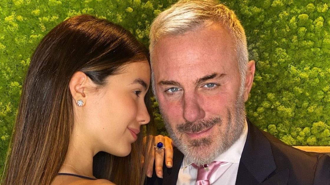 Gianluca vacchi nuovo tatuaggio sharon Fonseca
