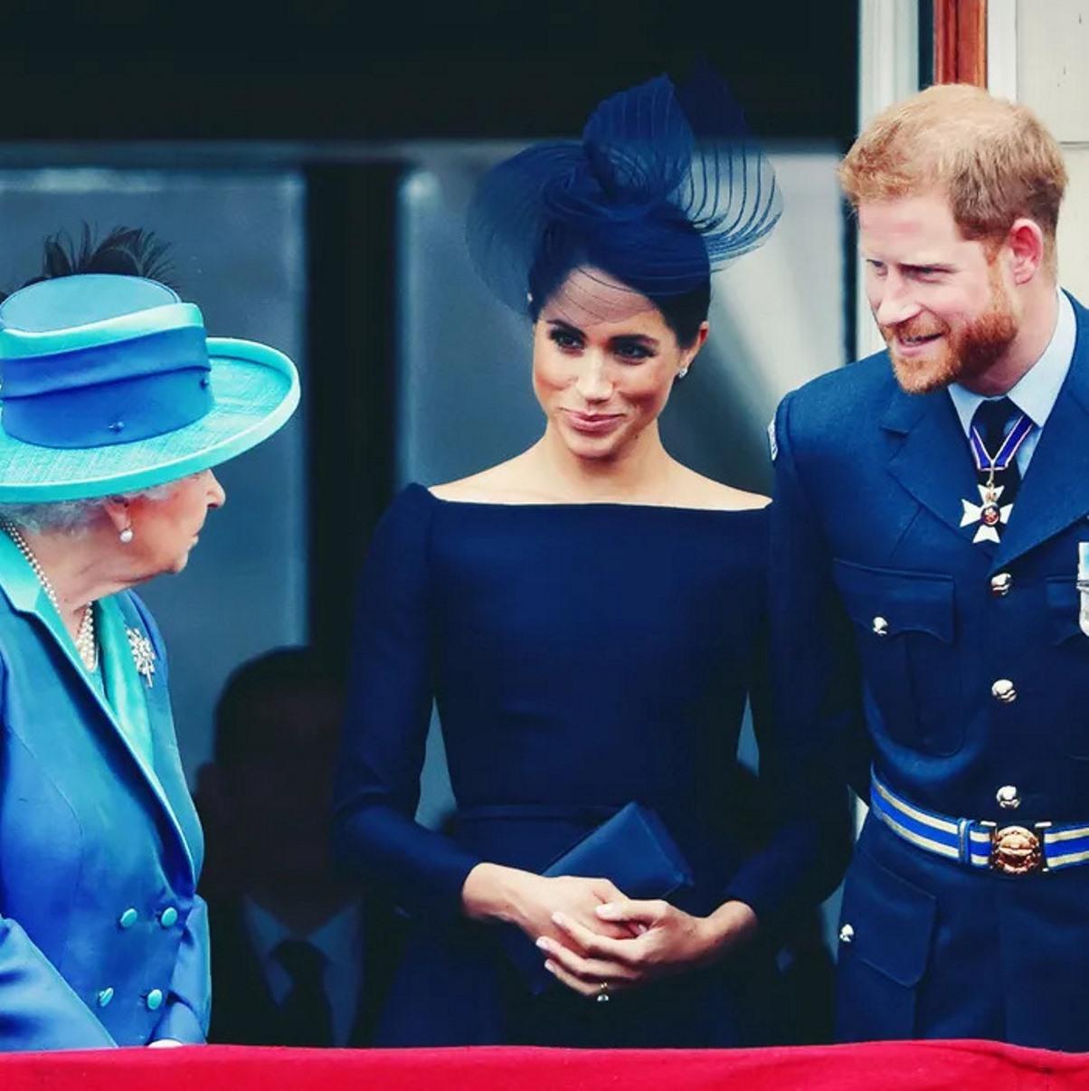 harry meghan richieste regina elisabetta