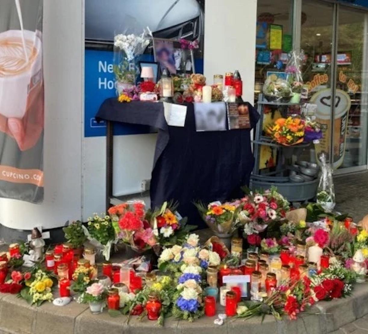 Idar-Oberstein mascherina omicidio
