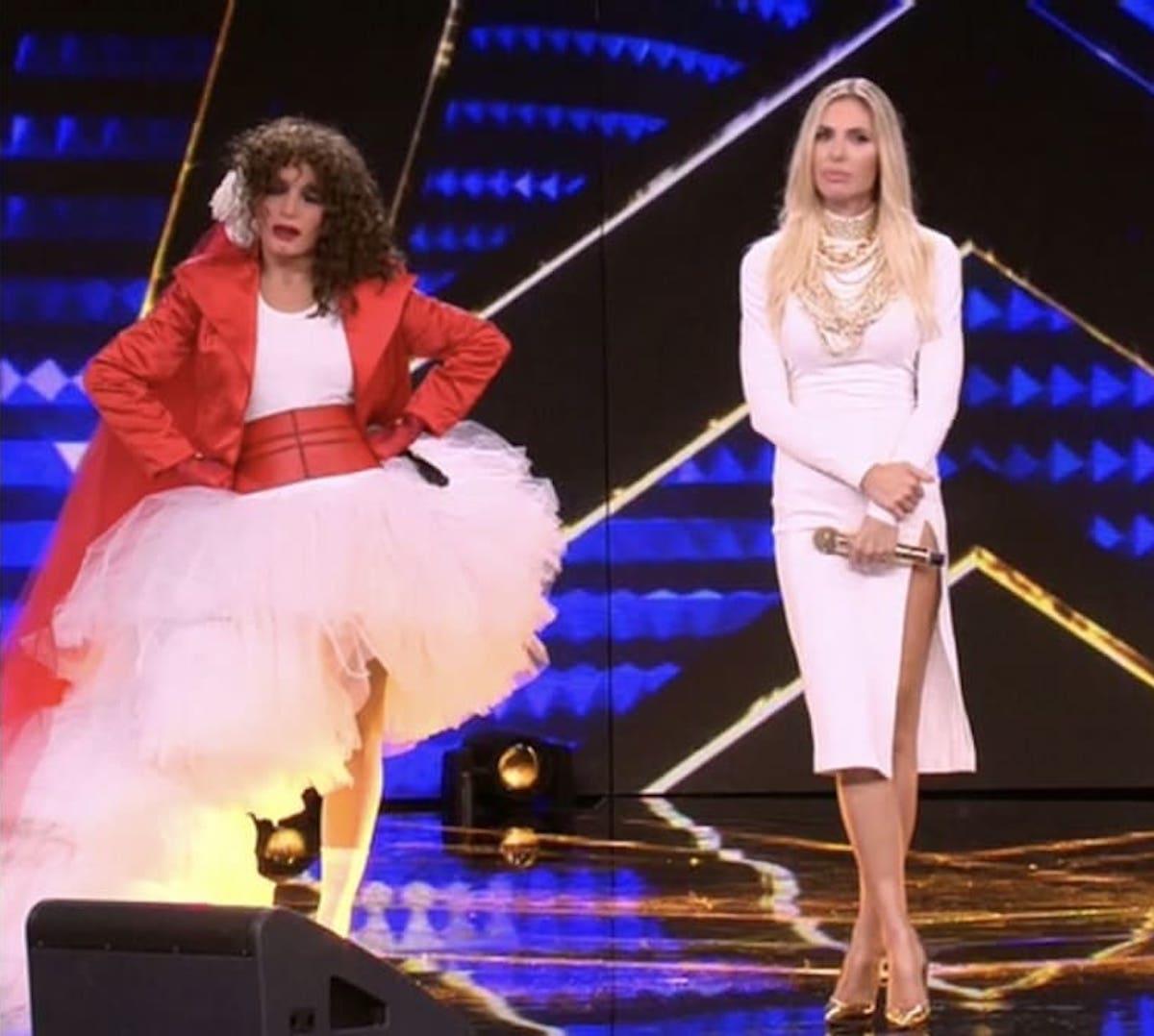 Ilary Blasi star in the star decisione Mediaset