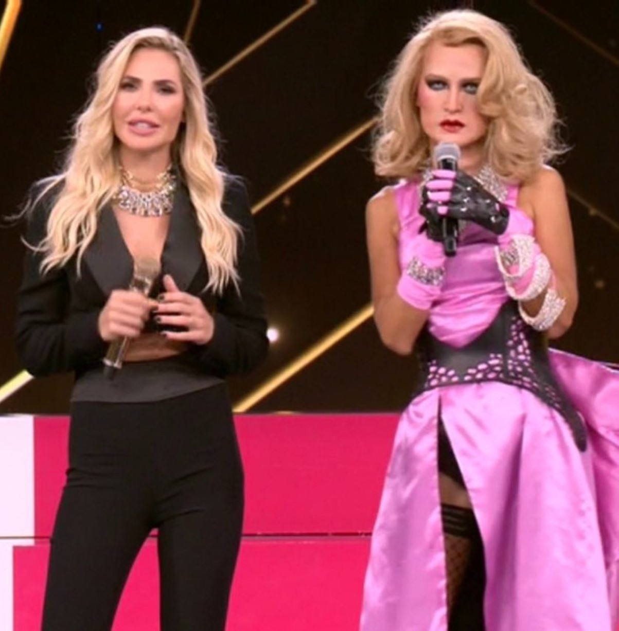ilary blasi flop star in the star