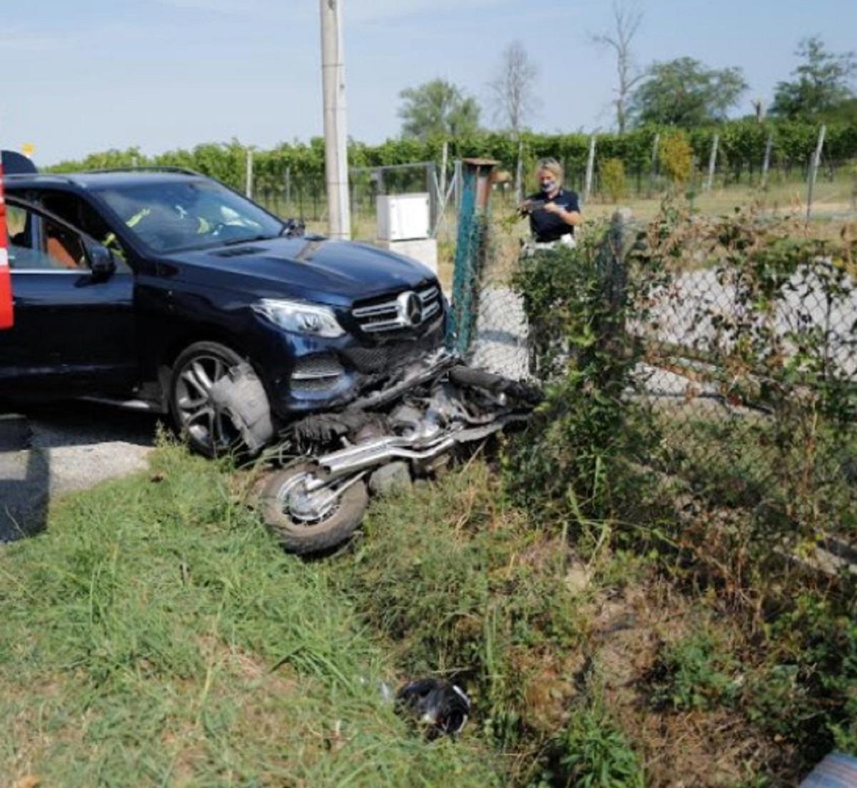 incidente Forlì