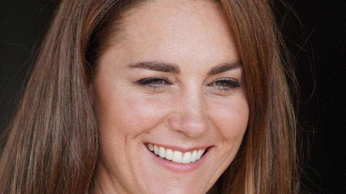 Kate Middleton look incinta quarto figlio