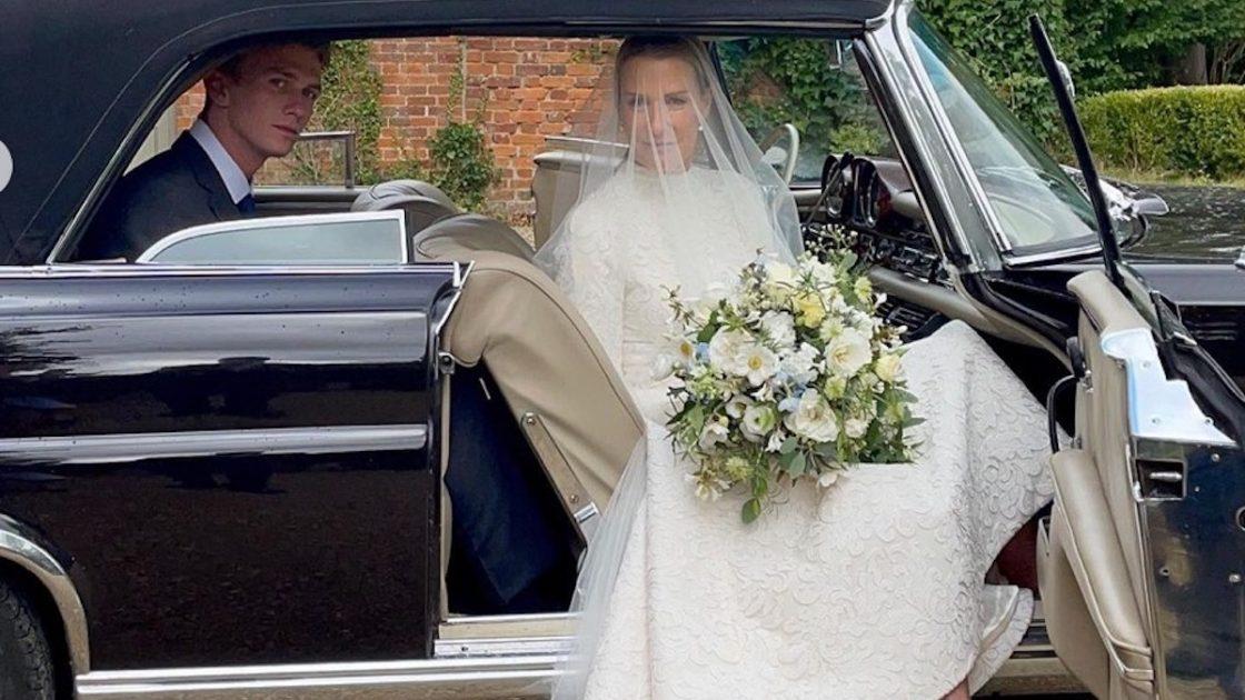 lady India Hicks matrimonio