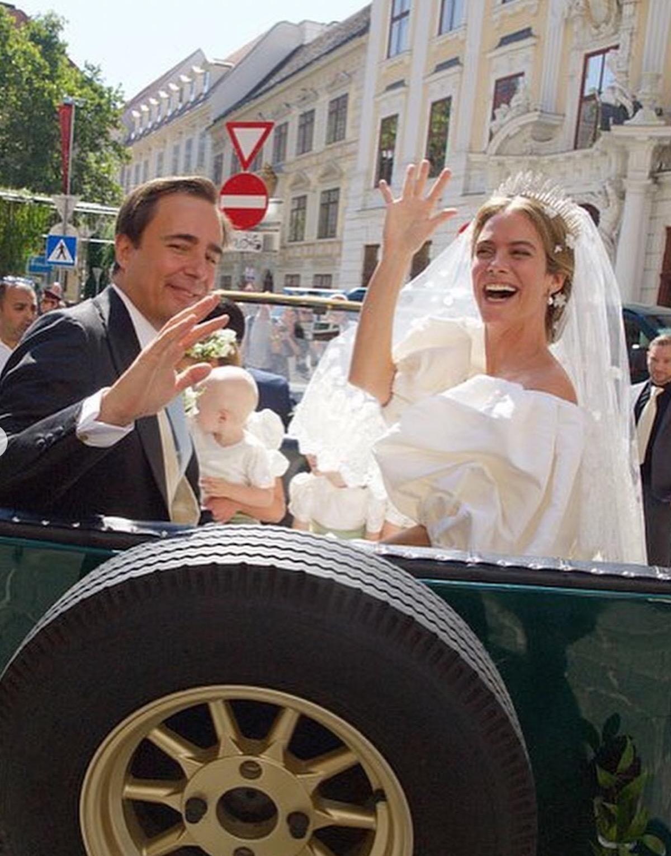 Maria Annunciata del Liechtenstein matrimonio Emanuele musini