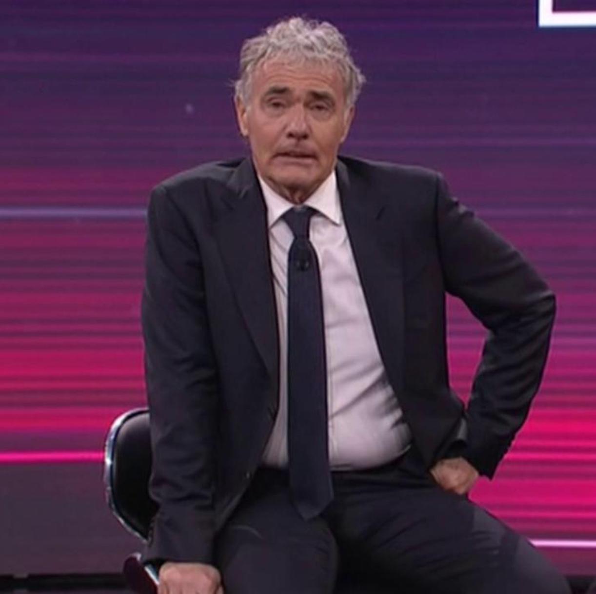 Massimo Giletti non è l'arena mercoledì